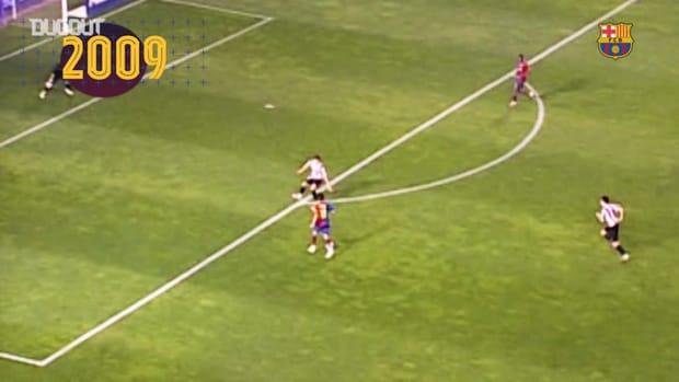 All Barcelona's goals vs Athletic Bilbao in Copa del Rey Finals