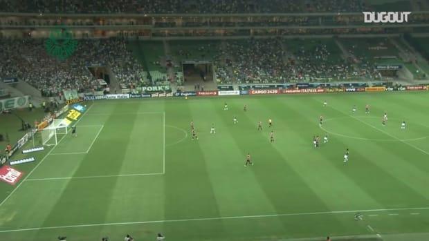 All Palmeiras' goals vs São Paulo at Allianz Parque