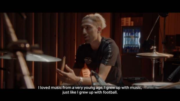 Inside RB Leipzig: Kevin Kampl becomes a DJ