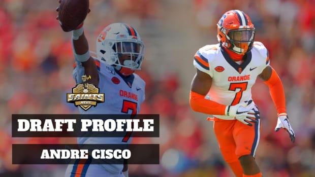 Draft Profile- Andre Cisco
