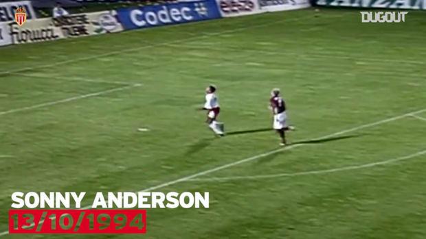 Players to score first Monaco's goal vs Bordeaux