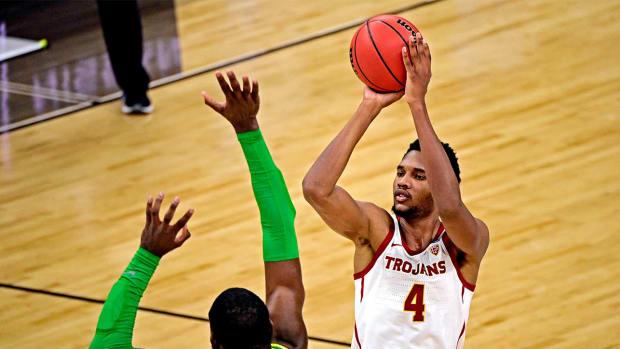 USC Trojans star Evan Mobley