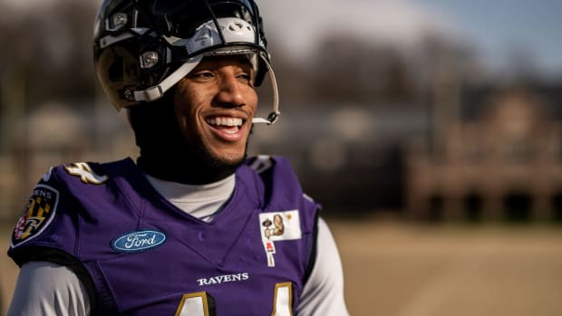 Marlon Humphrey, Baltimore Ravens