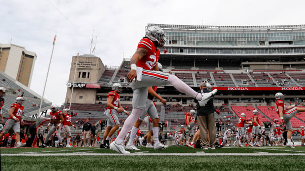 Ohio State Spring Game 2021