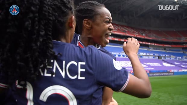 Behind the scenes: PSG reach the UWCL semi-finals