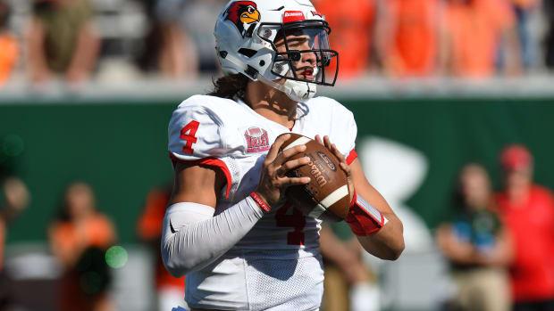 Brady Davis, QB - Illinois State