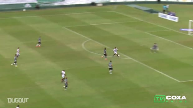 Coritiba beat Toledo at Couto Pereira
