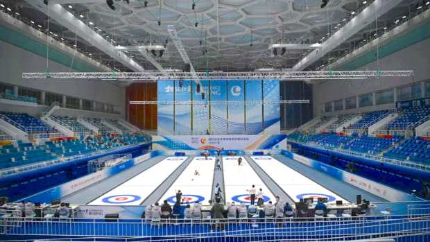 Beijing Test 1_Eurosport