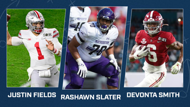 nfl-mock-draft-justin-fields-rashawn-slater-devonta-smith