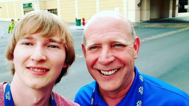 Gluhkov with Martin