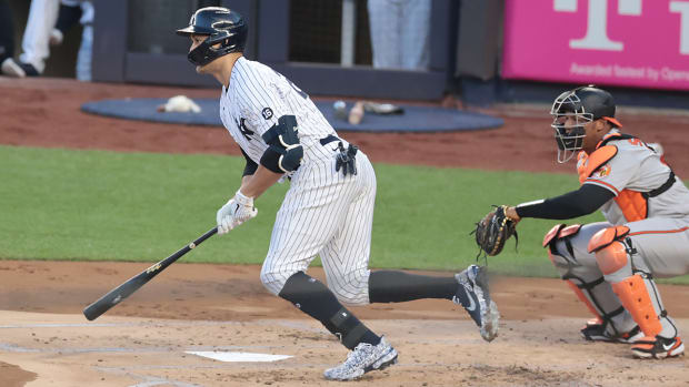 When will the Yankees' bats wake up in 2021?
