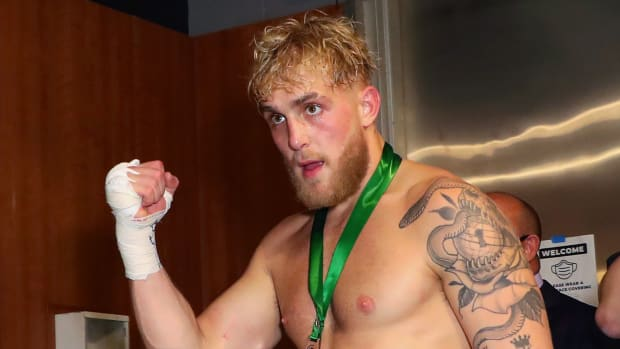 Boxer and YouTuber Jake Paul