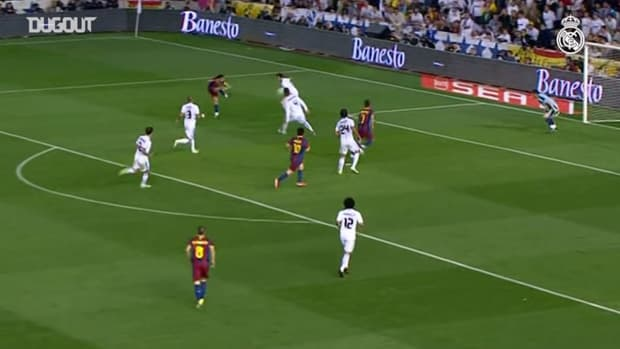 10 years on from Real Madrid title against Barcelona