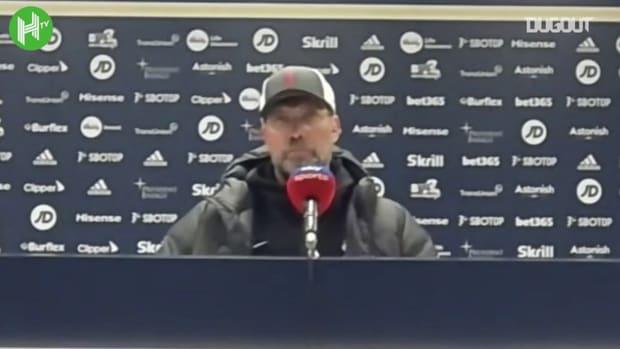 Jürgen Klopp calls for calm, criticises treatment of Liverpool