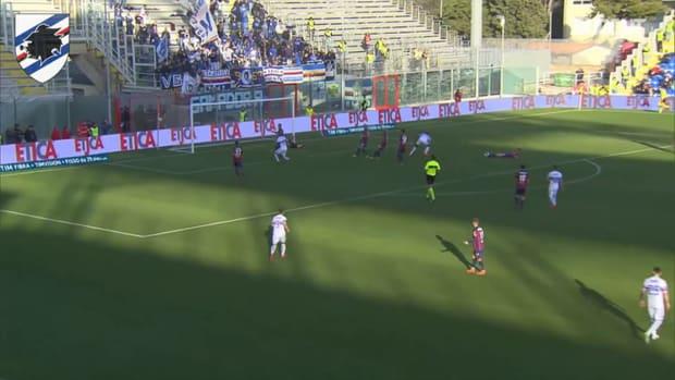 Sampdoria's best goals vs Crotone