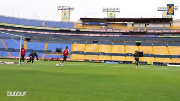 Tigres begin preparations for Clásico vs Monterrey