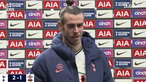 Gareth Bale: I came back to help Tottenham win trophies