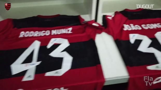 Behind the scenes of Flamengo's away victory over Vélez
