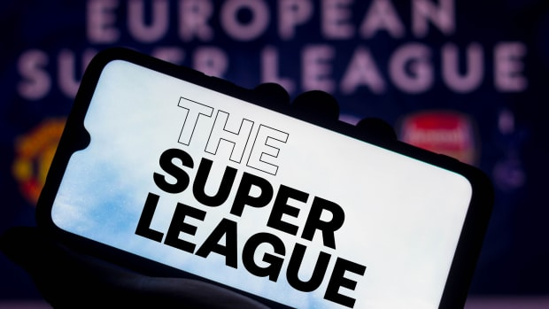 The Super League logo