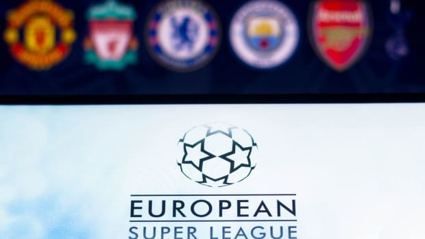 The European Super League has failed