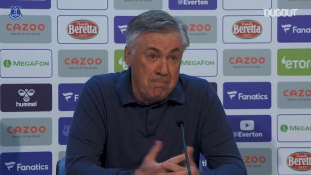 Ancelotti: 'We were born to have sporting merit'