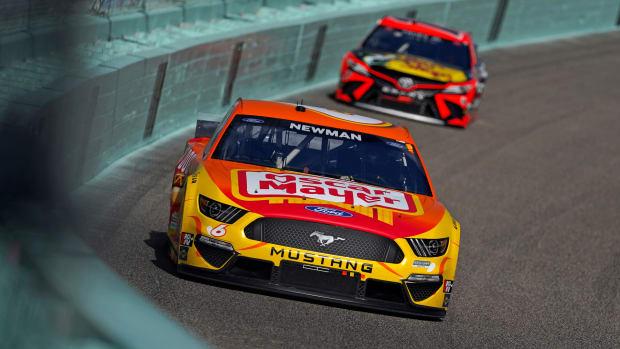 NASCAR Ryan Newman