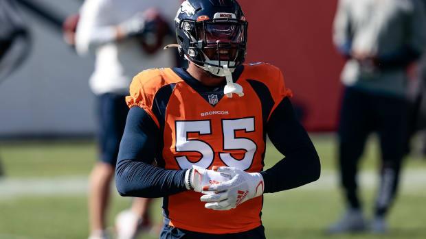 Broncos OLB Bradley Chubb