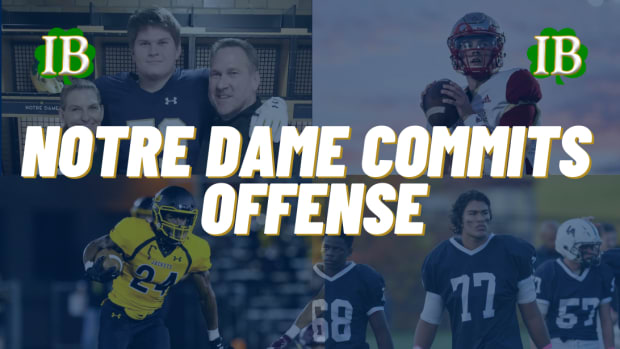 ND Commits - Offense