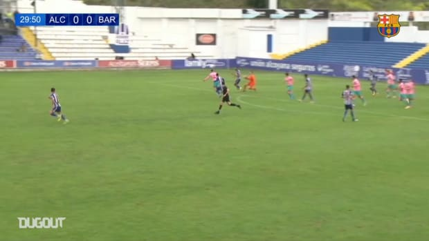 Highlights: Alcoyano 1-2 Barça B