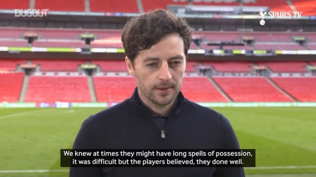 Ryan Mason: The players gave absolutely everything