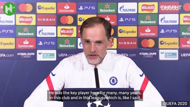 Tuchel on Hazard: 'He will want to prove a point'