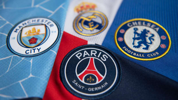Man City, Real Madrid, PSG and Chelsea are in the Champions League semifinals