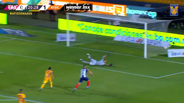 Tigres beat Monterrey 2-1