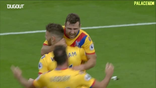 The best of James McArthur at Crystal Palace