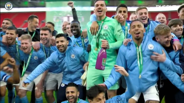 Manchester City's eight League Cup titles