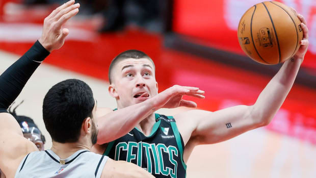 Boston Celtics Payton Pritchard