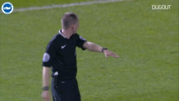 Brighton cruise to 4-0 win over Leeds