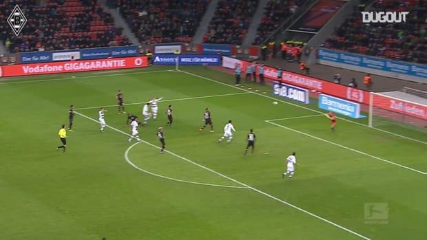 Lars Stindl's top five strikes at Borussia Mönchengladbach