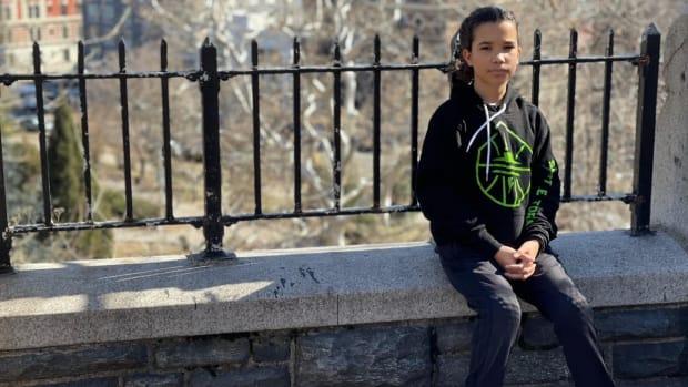10-year-old journalist Pepper Persley