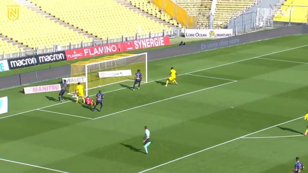 Blas and Bamba claim win for Nantes vs Brest