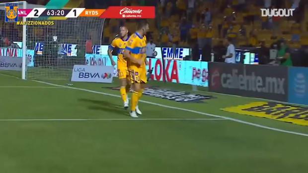 Gignac's Clásico Regio goals