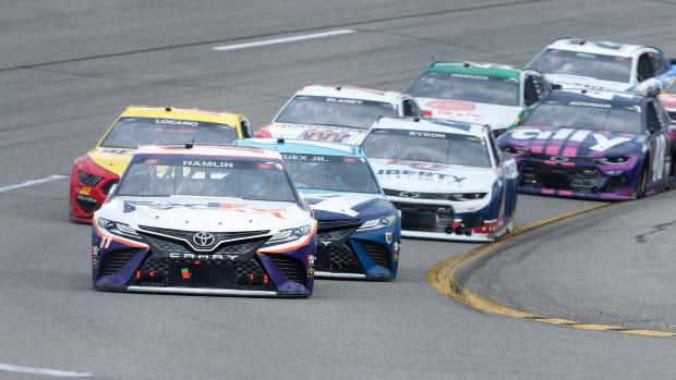 NASCAR Danny Hamlin