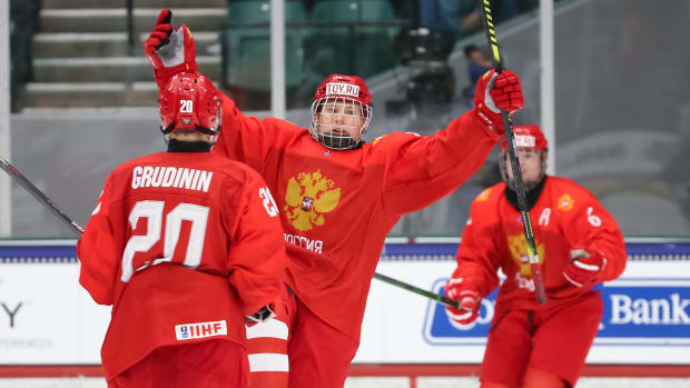 Matvei Michkov