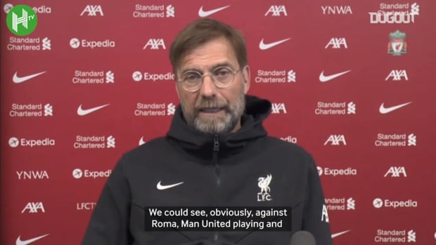 Klopp labels Manchester United clash as must win