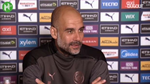 Pep: We are focusing to make a step to becoming champions