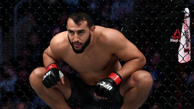 UFC MMA Dominick Reyes