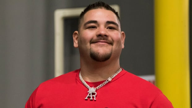 Andy Ruiz returns to the boxing ring to fight Chris Arreola.