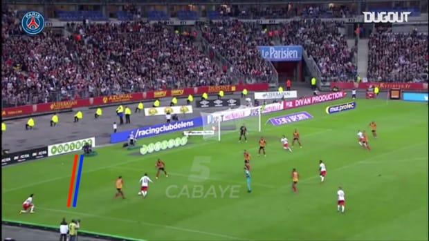 PSG's best five goals against Lens