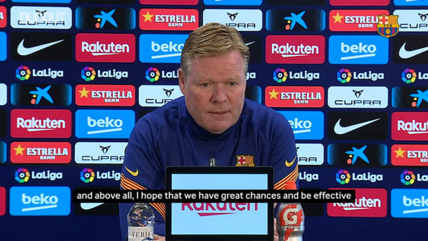 Ronald Koeman: 'There aren't easy matches'