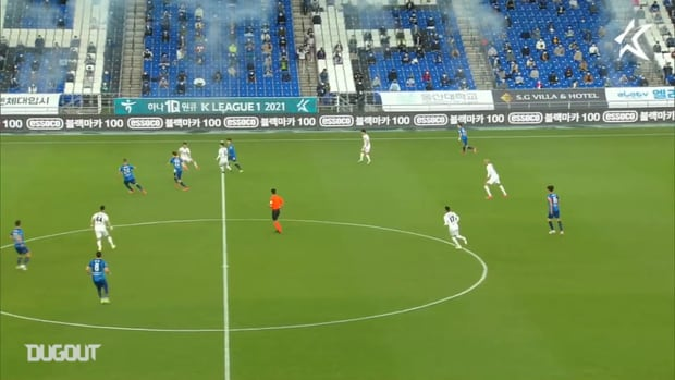 Ulsan 2-0 Gwangju: Lukas Hinterseer opens K League account